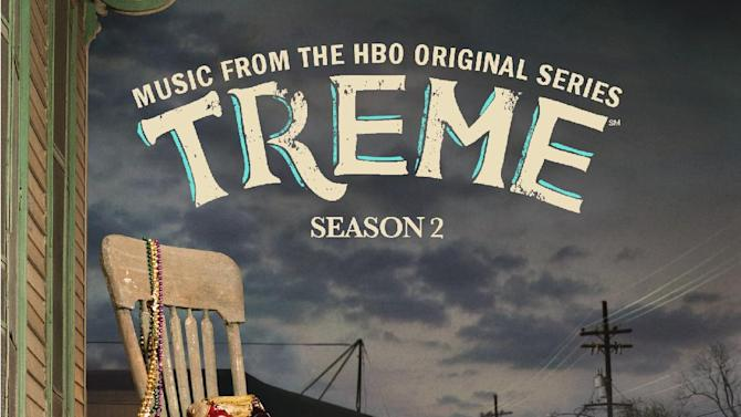"""In this CD cover image released by Rounder Records, """"Treme, Music from the HBO Original Series, Season Two""""  is shown. (AP Photo/Rounder Records)"""