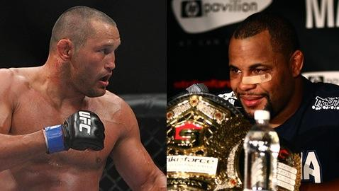 Daniel Cormier vs. Dan Henderson Revealed as UFC 173 Co-Main Event