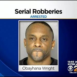 Man Arrested For String Of Allegheny Co. Robberies
