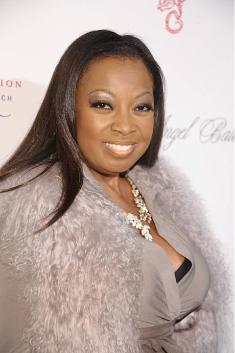 Star Jones The Angel Ball 2012 at CiprianiWall Street  New York City, USA - 22.10.12 Rob Rich/WENN.com