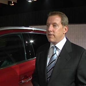 Ford's Growth in China Outpacing Industry: Bill Ford