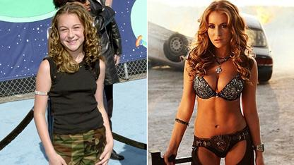 'Spy Kids' Star Alexa Vega All Grown Up