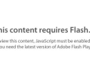 Adobe won't support Flash in Jelly Bean, installs end on August 15th