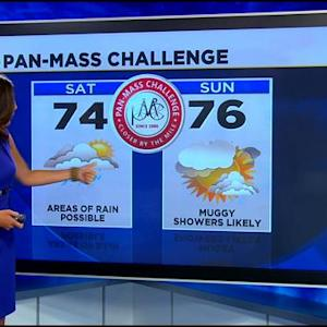 WBZ AccuWeather Midday Forecast For July 31