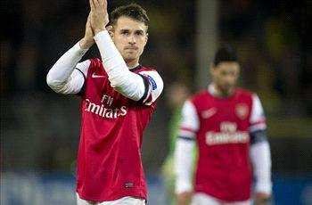 Ramsey in contention for Arsenal's trip to Everton