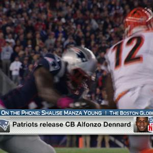 New England Patriots move on without cornerback Alfonzo Dennard