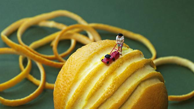 Everyday Objects Photographed as Childlike Adventures