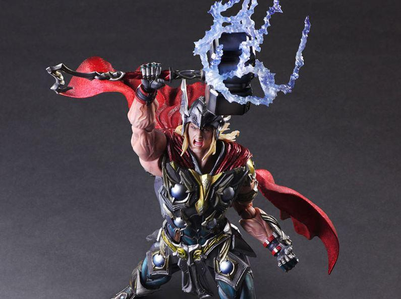 If Square Enix Designed Thor