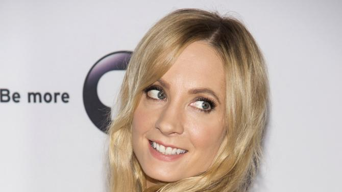 "Joanne Froggatt attends a photo call for ""Downton Abbey"" cast members in Beverly Hills, California"