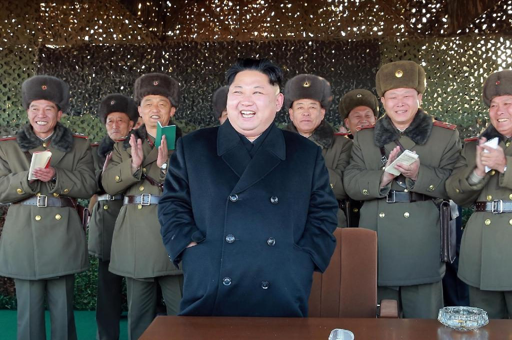N. Korea military drill targets South's presidential office