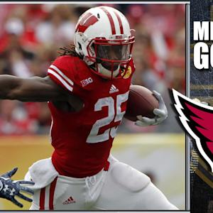120 NFL Mock Draft: Arizona Cardinals Select Melvin Gordon