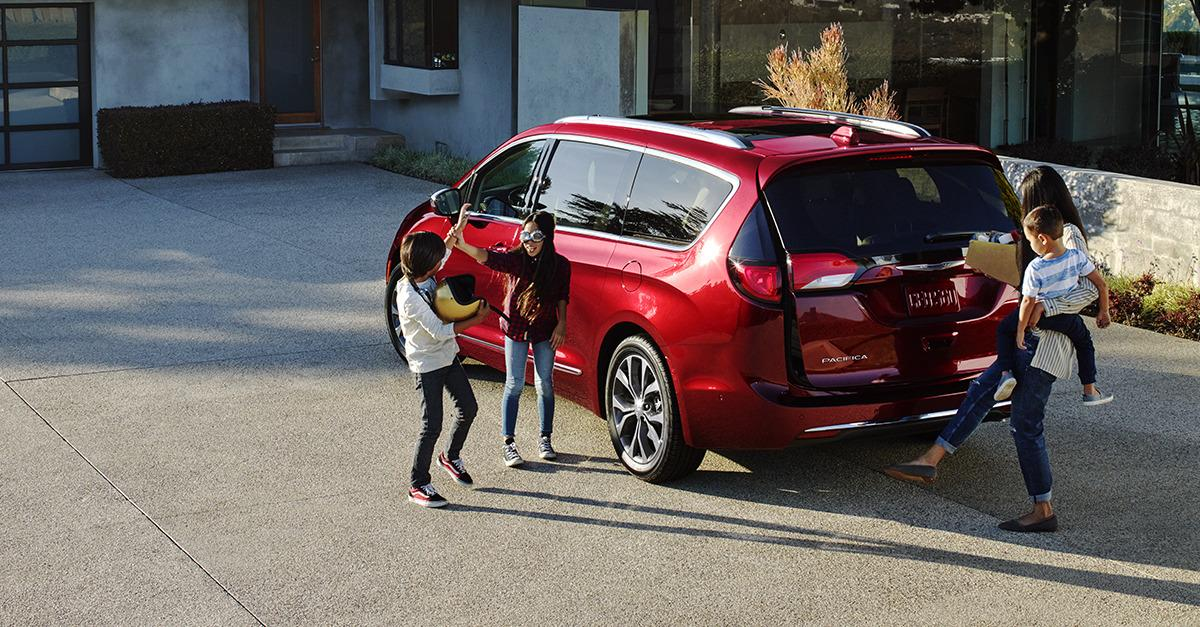 Hands Free Liftgate