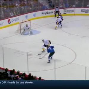 Marek Mazanec Save on Nick Holden (07:14/1st)