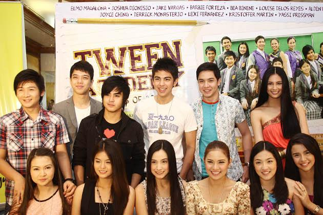 'Tween Academy Class of 2012' cast