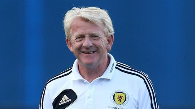 Gordon Strachan has almost a full-strength squad to choose from