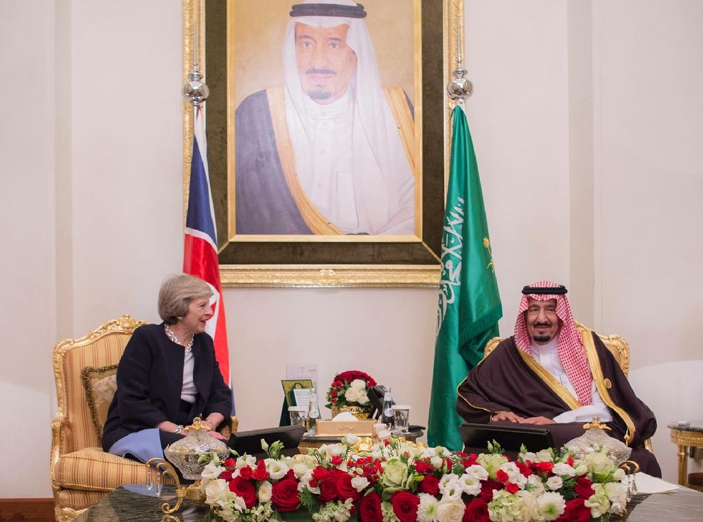 Britain will help Gulf 'push back' against Iran aggression: PM