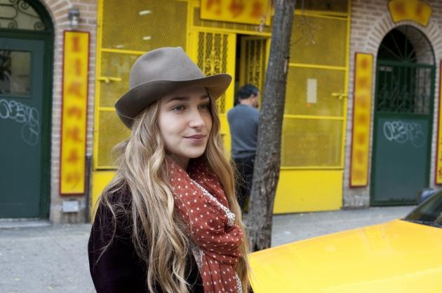 Jemima Kirke in HBO's 'Girls' -- HBO