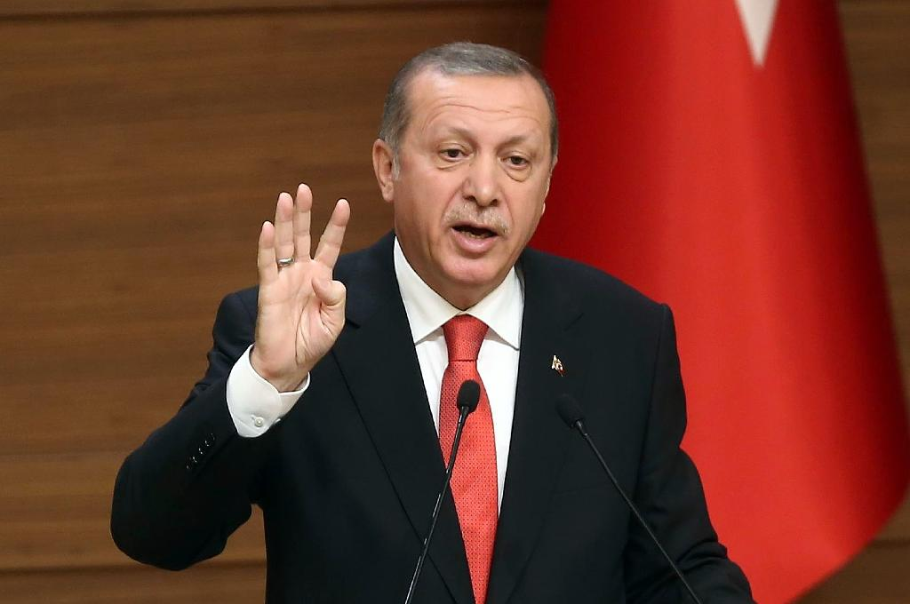 Erdogan says Turkey does not want escalation with Russia