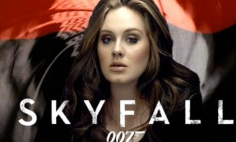 "Adele's ""Skyfall"" is ""a Bond song that actually stirs the heart,"" says Neil McCormick at the Daily Telegraph."