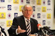 Charles Green confirmed Rangers would not attend the Scottish Premier League hearing