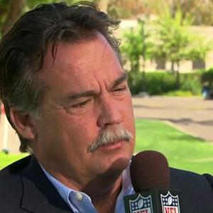 St. Louis Rams head coach Jeff Fisher: Extra point will change for 2015 season