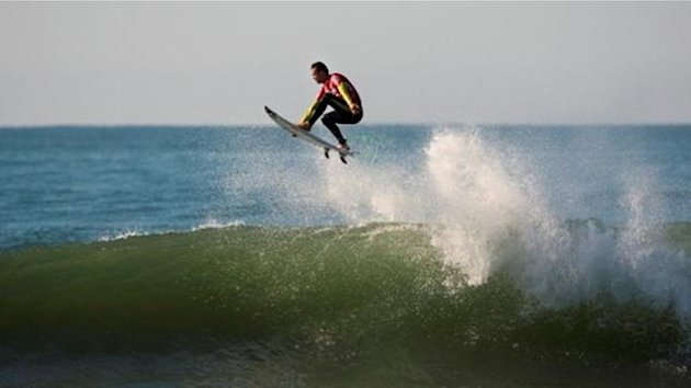 Jordy Smith, Jeffreys Bay
