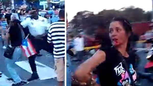 Judge to rule on Phila. cop who punched woman on video