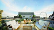 The penthouse at the Corinthia Hotel in London will be used as one of the scenes for the immersive theater experience
