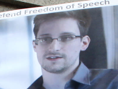 Greenwald: Snowden Has NSA Blueprint
