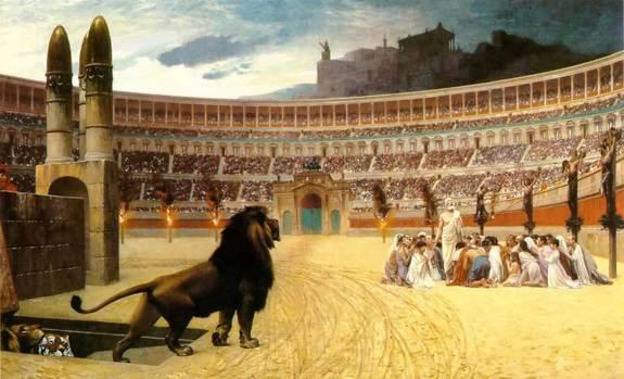 Could You Stomach the Horrors of 'Halftime' in Ancient Rome?