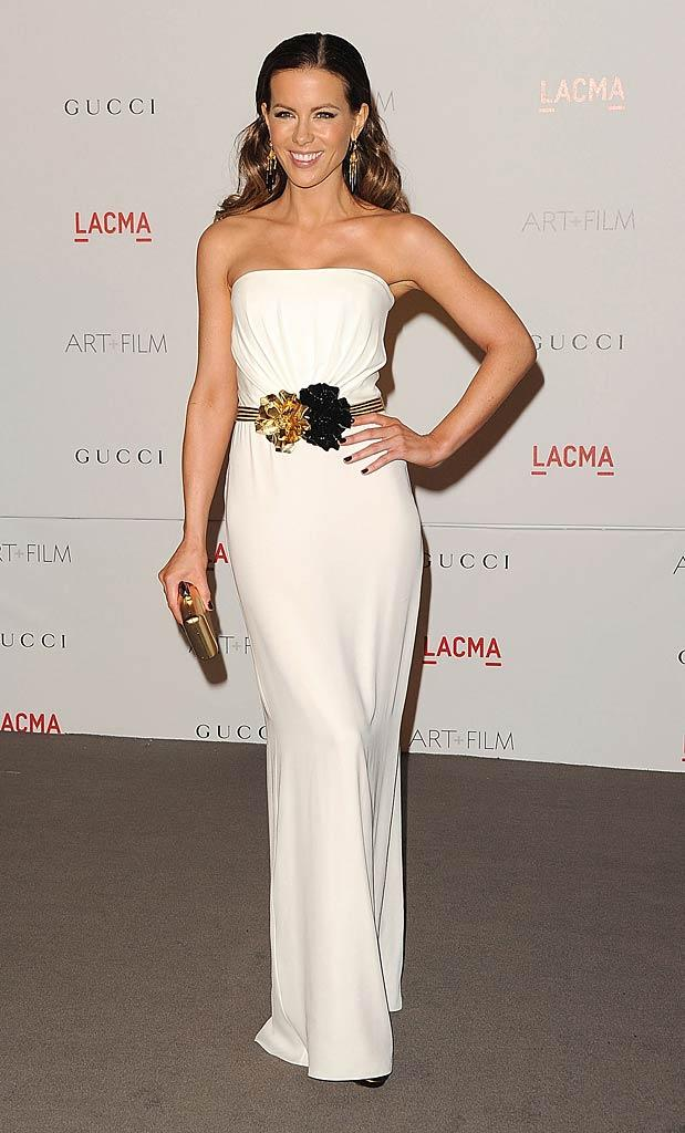 Kate Beckinsale Gucci Event AtLACMA
