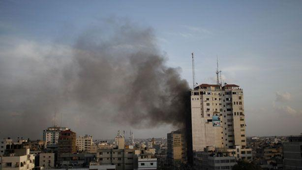Human Rights Watch Says Israel Broke the Laws of War in Gaza