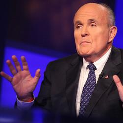Rudy Giuliani Accuses Obama, Black Leaders Of Stoking 'Anti-Police Hatred'