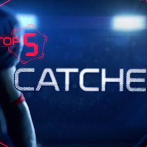 Week 16: Top 5 catches