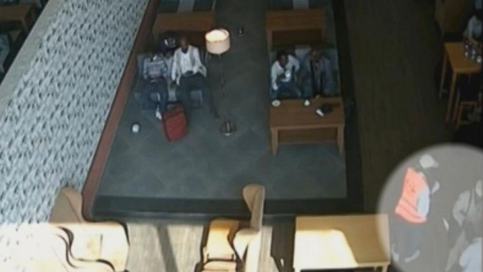 Suspected Bomb Hand-Off Caught on Camera Before Ill-Fated Flight