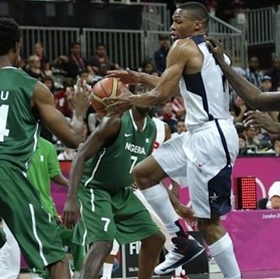 Racking up the records: US beats Nigeria 156-73 The Associated Press Getty Images Getty Images Getty Images Getty Images Getty Images Getty Images Getty Images Getty Images Getty Images Getty Images G