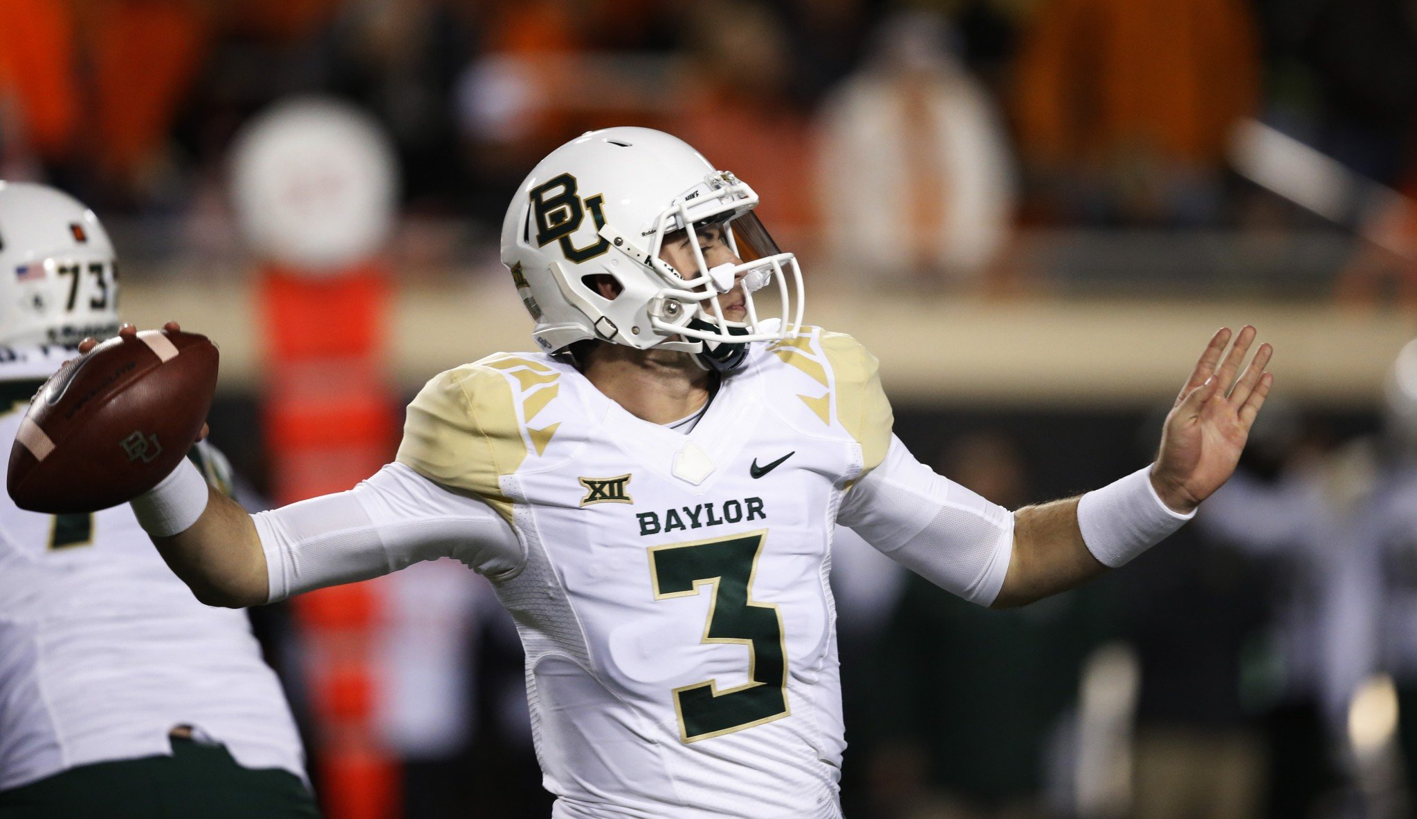 QB Stidham leaving Baylor, will sit out a year