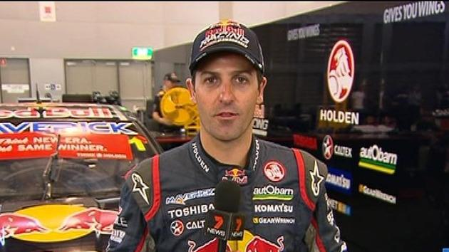 Whincup wins fifth title
