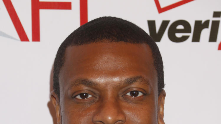 Chris Tucker attends the 13th Annual AFI Awards Luncheon at the Four Seasons Hotel Los Angeles at Beverly Hills on Friday, January 11, 2013 in Los Angeles. (Photo by Todd Williamson/Invision/AP)