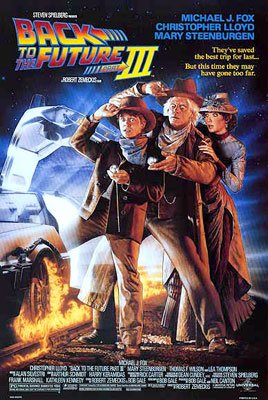 Universal Pictures' Back to the Future Part III