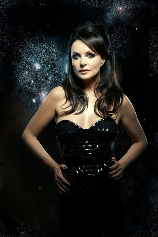 Is Singer Sarah Brightman the Next Space Tourist?