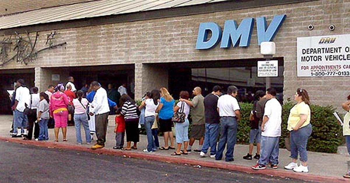 "The ""DMV"" Does Not Want You Knowing This"