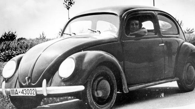 Almanac: The VW Beetle
