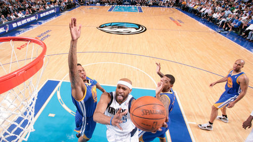 Mavericks beat Golden State 104-94 in home finale