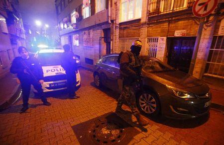 Turkish police capture suspects in Istanbul rocket attacks: police sources