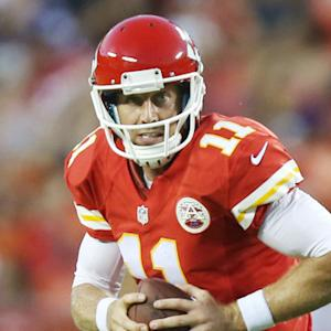 Kansas City Chiefs buying into quarterback Alex Smith