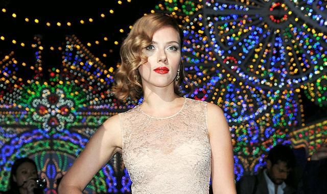 Scarlett Johansson Cast for 'Psycho' Shower Scene