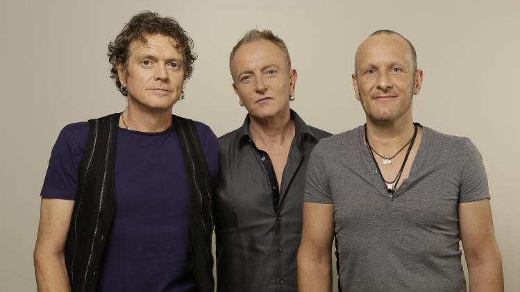 Def Leppard talks cancer, concert film, new music