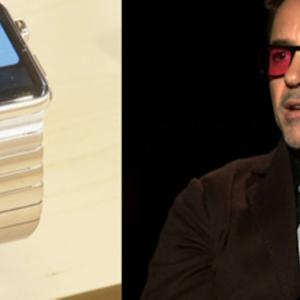 Downey, Jr. on Apple Watch: Not Interested