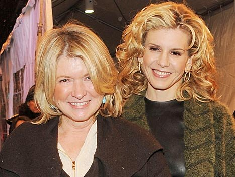 Martha Stewart&#39;s Daughter Lashes Out at Domestic Diva in New Tell-All